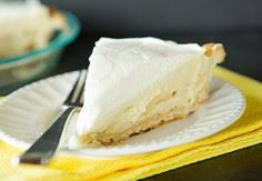 Banana Cream Pie - The pastry crea - 250 Yummy Banana Recipes - RecipePin.com