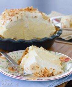 Best Banana Cream Pie Recipe | ASp - 250 Yummy Banana Recipes - RecipePin.com