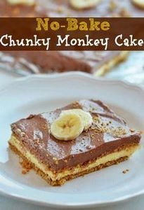 The Country Cook: No-Bake Chunky M - 250 Yummy Banana Recipes - RecipePin.com