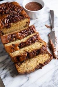The softest banana bread you've ev - 250 Yummy Banana Recipes - RecipePin.com