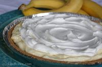 Banana Cream Pie - Our Best Bites - 250 Yummy Banana Recipes - RecipePin.com