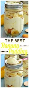 This Banana Pudding truly is the B - 250 Yummy Banana Recipes - RecipePin.com