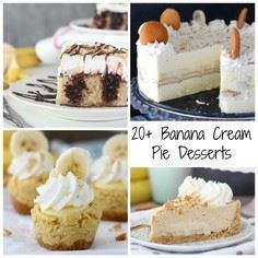 You know those desserts that make  - 250 Yummy Banana Recipes - RecipePin.com