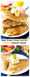 This is the Best Ever Peanut Butte - 250 Yummy Banana Recipes - RecipePin.com