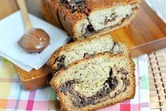 Nutella banana bread is one you wa - 250 Yummy Banana Recipes - RecipePin.com