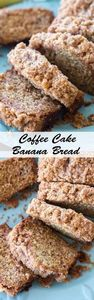 This classic banana bread recipe i - 250 Yummy Banana Recipes - RecipePin.com