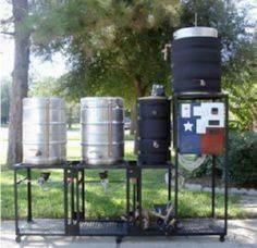 9 Serious DIY Beer-Brewing Rigs -  - 100 Beer And Alcohol Recipes - RecipePin.com