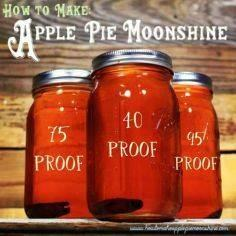 Moonshine recipe with proof - 100 Beer And Alcohol Recipes - RecipePin.com