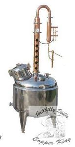 50 Gallon Micro distiller - 100 Beer And Alcohol Recipes - RecipePin.com