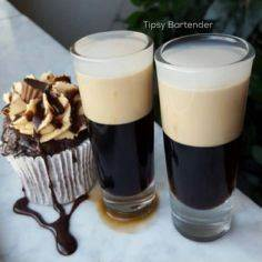 Peanut Butter Cake Shot - For more - 100 Beer And Alcohol Recipes - RecipePin.com