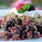 Blueberry Crisp Recipe - 200 Delicious Blueberry Recipes - RecipePin.com