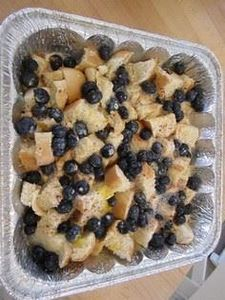 Best Blueberry Bread Pudding - 200 Delicious Blueberry Recipes - RecipePin.com