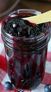 Blueberry Pie Filling - 200 Delicious Blueberry Recipes - RecipePin.com