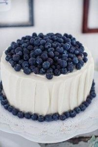 How Beautiful - 200 Delicious Blueberry Recipes - RecipePin.com