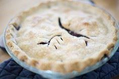 Blueberry Pie Recipe - 200 Delicious Blueberry Recipes - RecipePin.com