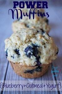 Great breakfast recipe ~ Blueberry - 200 Delicious Blueberry Recipes - RecipePin.com