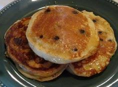 Fluffy Lemon-Blueberry Pancakes fr - 200 Delicious Blueberry Recipes - RecipePin.com
