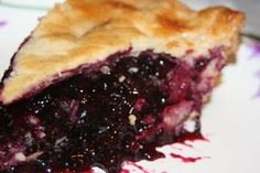 Blueberry pie | HEALTH WANT CARE - 200 Delicious Blueberry Recipes - RecipePin.com