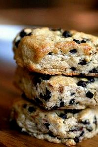 Blueberry maple syrup scones... - 200 Delicious Blueberry Recipes - RecipePin.com