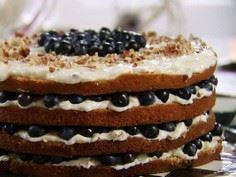 Pioneer woman's Italian Cream Cake - 200 Delicious Blueberry Recipes - RecipePin.com