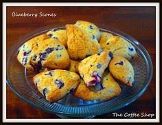 Blueberry Scones Recipe! - 200 Delicious Blueberry Recipes - RecipePin.com