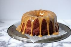 Brown Butter Apple Bundt Cake with - 150 Tempting Bundt Cake Recipes - RecipePin.com