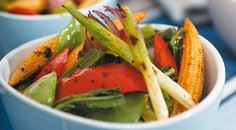 Chinese Vegetables With Baby Sweet - 235 Chinese Recipes - RecipePin.com
