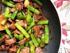 String Beans with Beef - 235 Chinese Recipes - RecipePin.com