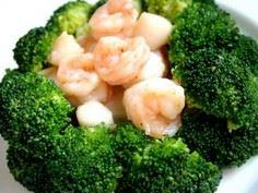 Mixed Seafood with Broccoli - 235 Chinese Recipes - RecipePin.com