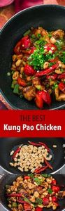 Kung Pao Chicken is a Sichuan clas - 235 Chinese Recipes - RecipePin.com