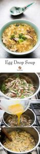 Easy! This classic Chinese egg dro - 235 Chinese Recipes - RecipePin.com