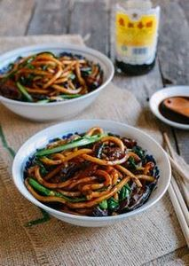 Shanghai Fried Noodles: our authen - 235 Chinese Recipes - RecipePin.com