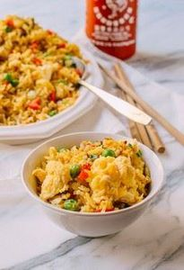 Egg Fried Rice, by thewoksoflife.c - 235 Chinese Recipes - RecipePin.com