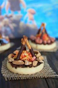 Campfire cookies!! - 300 Favorite Cookie Recipes - RecipePin.com