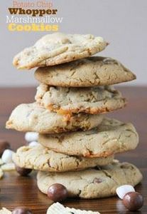 Whopper, Potato Chip, Marshmallow  - 300 Favorite Cookie Recipes - RecipePin.com