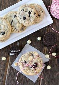 Oreo White Chocolate Pudding Cooki - 300 Favorite Cookie Recipes - RecipePin.com
