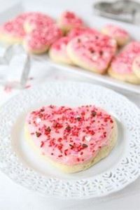 Lofthouse Style Soft Sugar Cookies - 300 Favorite Cookie Recipes - RecipePin.com