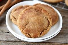 Brown Butter Snickerdoodle Cookies - 300 Favorite Cookie Recipes - RecipePin.com