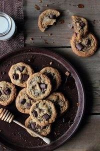 goldmine chocolate chunk cookies - 300 Favorite Cookie Recipes - RecipePin.com