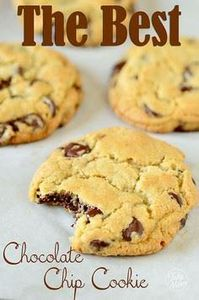 Absolutely THE BEST Chocolate Chip - 300 Favorite Cookie Recipes - RecipePin.com