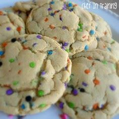 Cake Batter Pudding Cookies - 300 Favorite Cookie Recipes - RecipePin.com