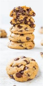 The Best Soft & Chewy Coconut  - 300 Favorite Cookie Recipes - RecipePin.com