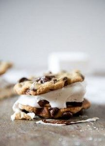 Chocolate Chip Cookie Peanut Butte - 300 Favorite Cookie Recipes - RecipePin.com