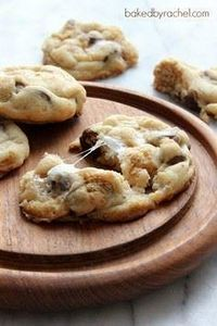 Perfect S'more Cookies Recipe from - 300 Favorite Cookie Recipes - RecipePin.com
