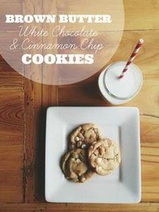 Whipperberry: Brown Butter White C - 300 Favorite Cookie Recipes - RecipePin.com