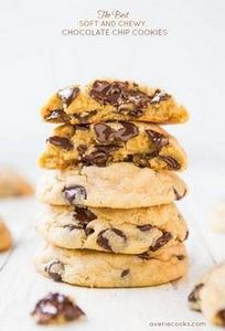 The Best Soft and Chewy Chocolate  - 300 Favorite Cookie Recipes - RecipePin.com