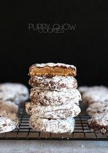 Puppy Chow Cookies - 300 Favorite Cookie Recipes - RecipePin.com