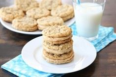 Peanut Butter Sandwich Cookies - 300 Favorite Cookie Recipes - RecipePin.com