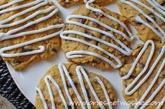 Chocolate Chip Pumpkin Cookies wit - 300 Favorite Cookie Recipes - RecipePin.com