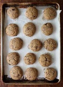 Honey Whole Wheat Chocolate Chunk  - 300 Favorite Cookie Recipes - RecipePin.com